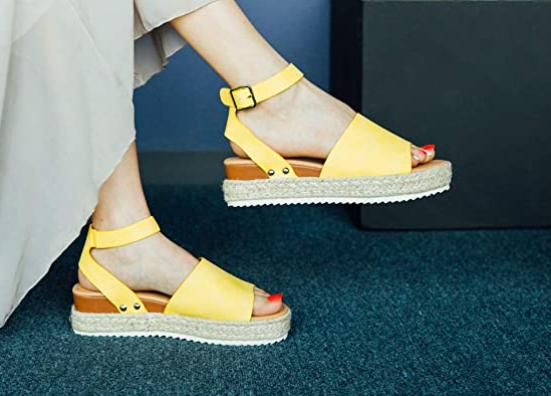 comprar sandalias de verano 2021